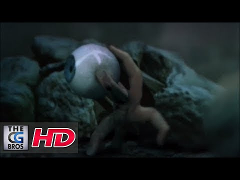 "CGI VFX Short Film HD: ""The Origin of Creatures"" by Floris Kaayk"