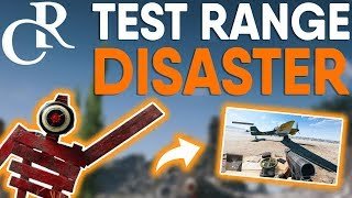 Battlefield 5 TEST RANGE IS A DISASTER... Here is WHY - Battlefield V News