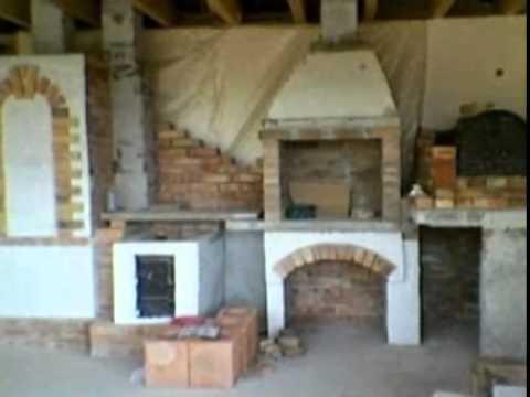 Gratare de gradina cuptoare de pizza si paine plite youtube for Gratare de gradina
