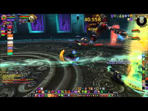 World Of Warcraft Mists Of Pandaria Will Of The Emperor Raid Boss Fight