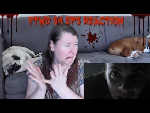 Fear The Walking Dead Season 4 EP3 Reaction