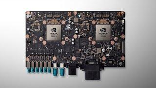 شاهد: Nvidia تقدم أول كمبيوتر خارق للسيارات ذاتية القيادة