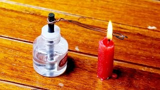 How to Make a  Mosquito Repellent Machine non - Electric(HomeMade) | Flopcloud
