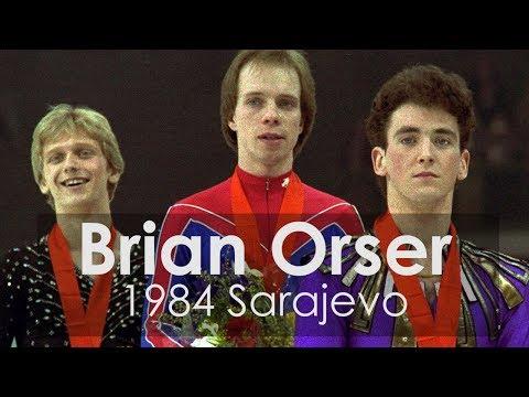 Brian Orser's Long Program at 1984 Sarajevo Winter Olympics