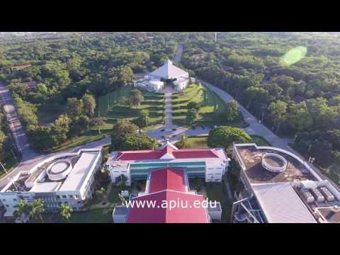 Asia-Pacific International University Aerial View