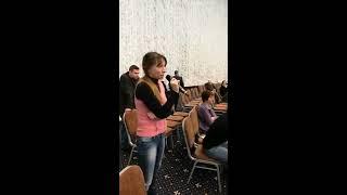 Семинар по защите прав обманутых дольщиков. Видео №2