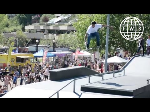 FISE World Series 2018 Edmonton