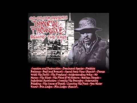 Industrial Revolution - Immortal Technique - Behind The Bars Instrumental 2005