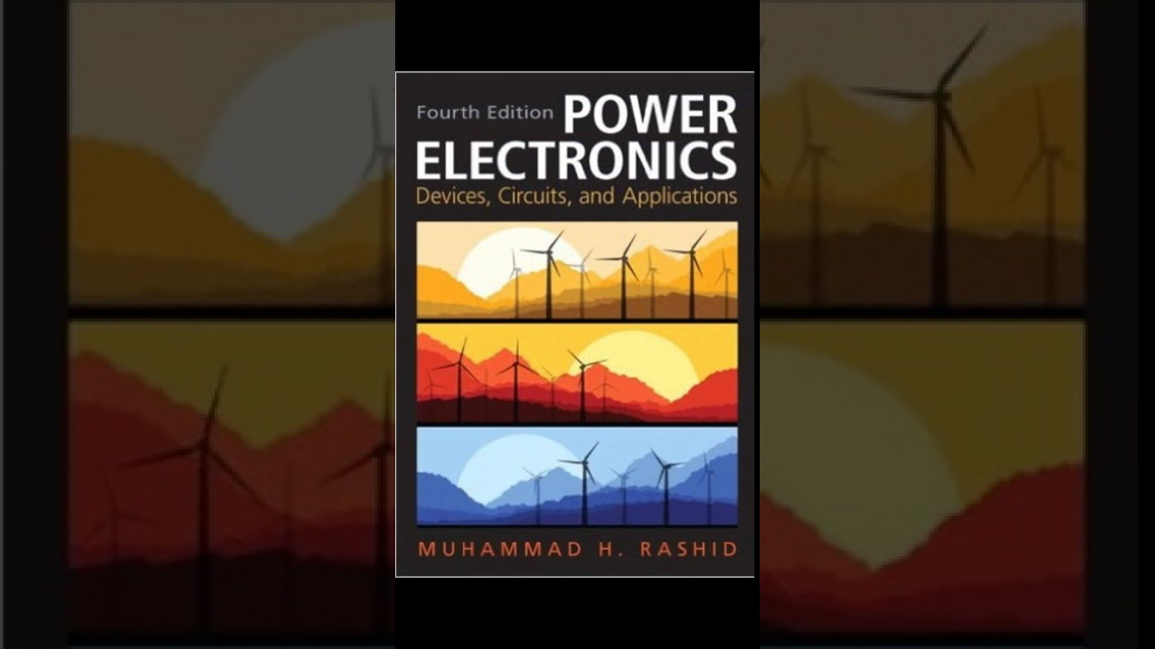 Rashid Book For Power Electronics