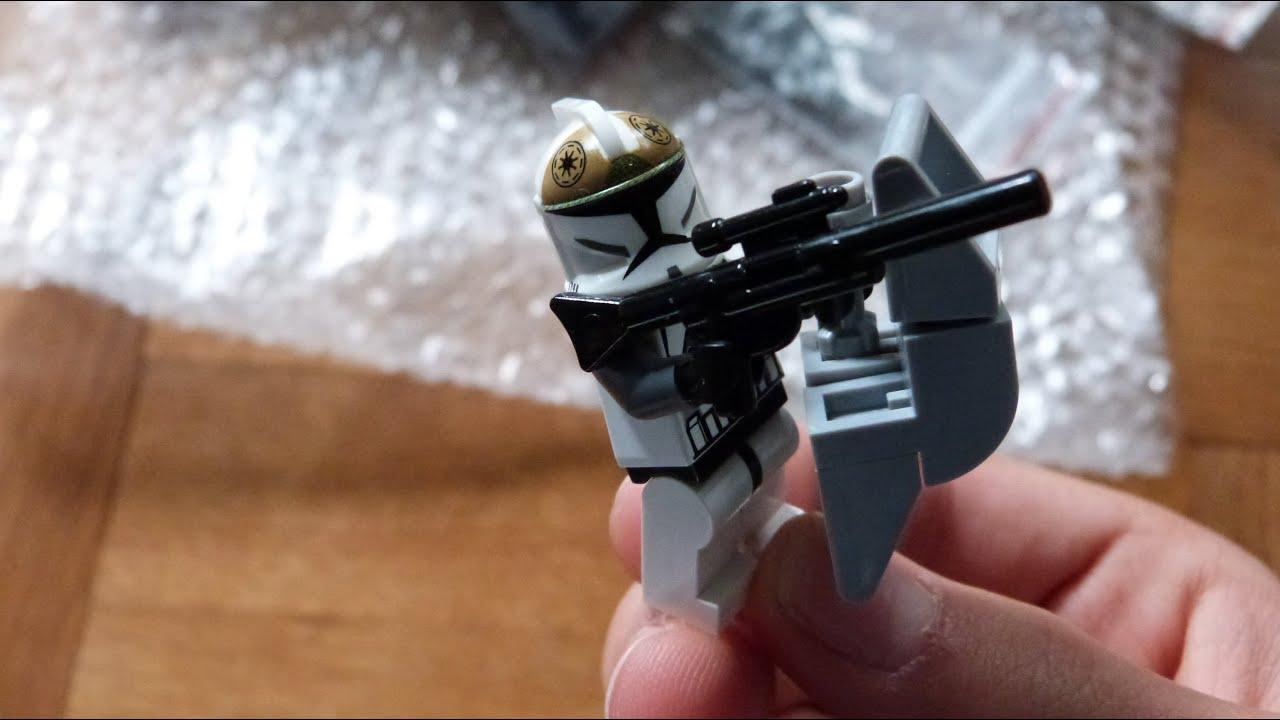 lego star wars the clone wars deutsch update video 38 neue base kleine bricklink order. Black Bedroom Furniture Sets. Home Design Ideas