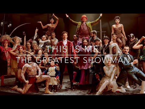 THIS IS ME LYRIC KARAOKE ORI 🎤🎤🌎 THE GREATEST SHOWMAN