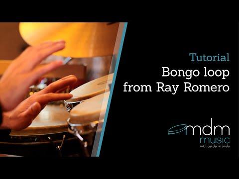 Bongo Loop From Ray Romero Tutorial