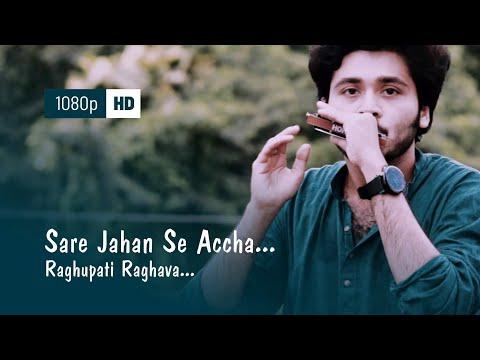 Sare Jahan Se Accha (Tribute to Indian Army) - Harmonica (Instrumental) - Gourab Das (gourabex)