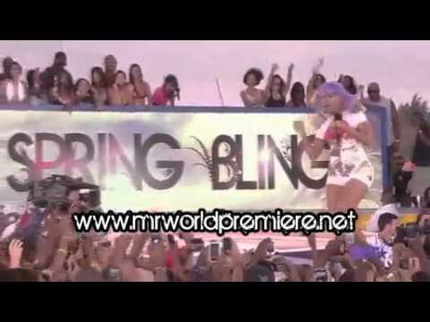I Am Nicki Minaj BET Spring Bling 2010 (Part 2)