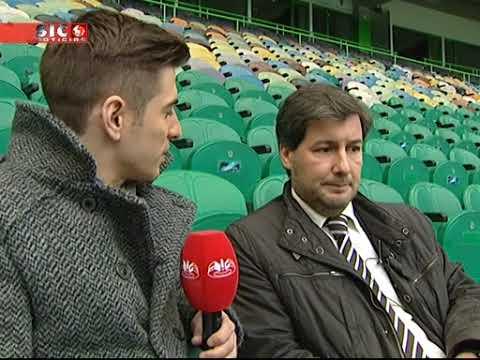 Bruno de Carvalho: «As crianças normalmente querem todas ser jogadores de futebol, eu não, queria ser Presidente»