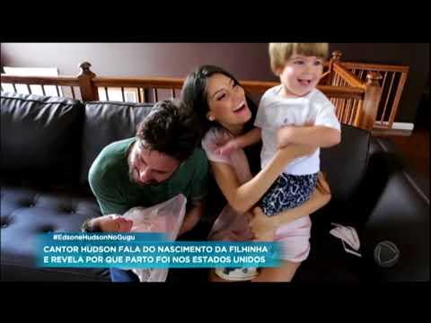 Hudson fala do casamento e explica por que a filha nasceu nos EUA