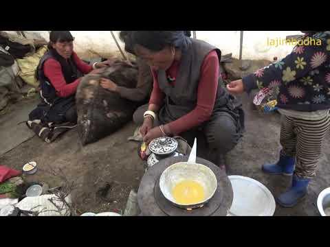 himalayan breakfast || Nepal || dolpa || lajimbudha ||