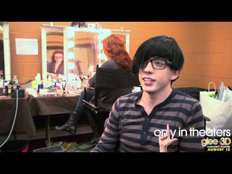 Glee 3D Movie: On the Road with Artie Abrams