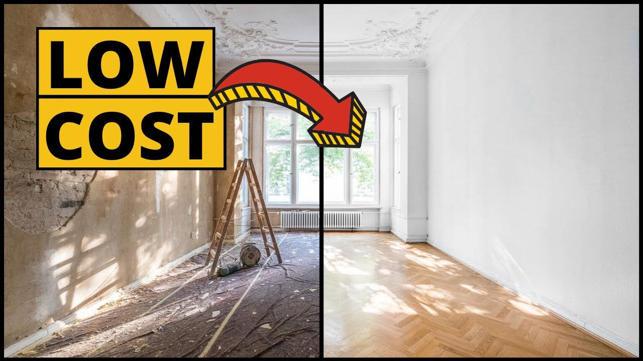 Quanto Costa Ristrutturare Una Stalla 8 idee per ristrutturare casa spendendo poco