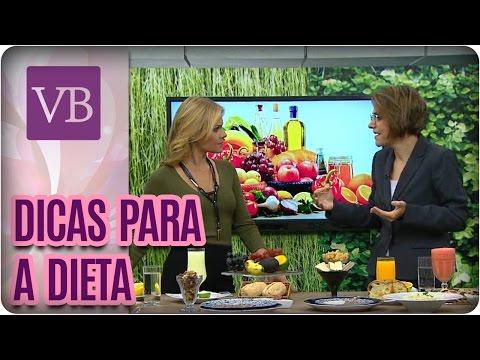 Dicas para não sabotar a dieta - Você Bonita (06/09/16)