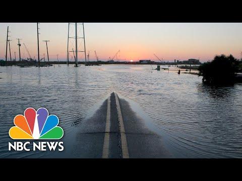 Planet 2020: Record Shattering Hurricane Season | NBC News NOW