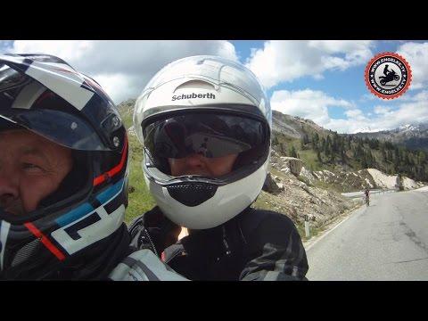 Pässe, Pässe und noch mehr Pässe - Motorradland Südtirol und