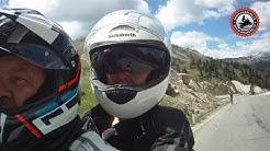 Pässe, Pässe und noch mehr Pässe - Motorradland Südtirol und Dolomiten