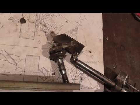 Приспособление для заточки сверл. Tool For Sharpening Drills.