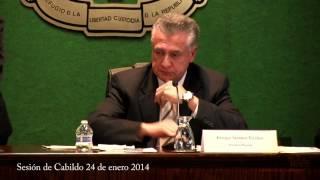 Sesión Cabildo 24 de enero 2014 Cd. Juárez Chih.