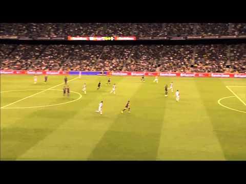 Barcelona vs Valladolid 3-1 Gol Alexis Jornada 8 2013/2014 - AllGoalsLFP Mp3