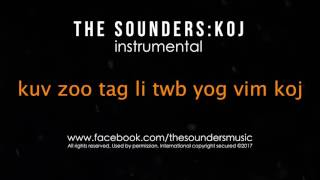 The Sounders: KOJ instrumental