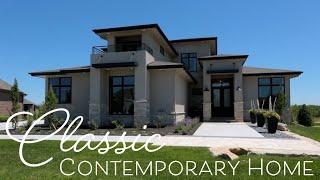 Classic Contemporary Home   Interior Design By Falcone Hybner Design, Inc