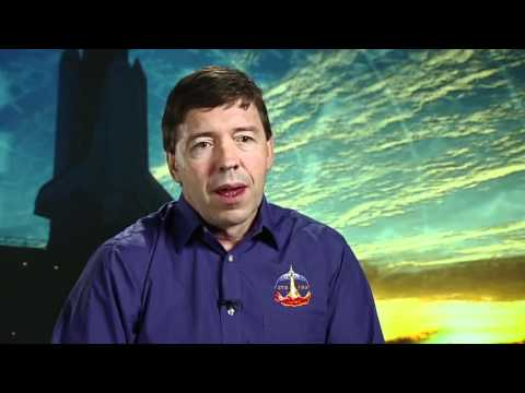 STS-133 Crew Interview: Mike Barratt, Mission Specialist