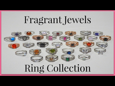 Fragrant Jewels Ring Collection Part 1 - 32 Rings!