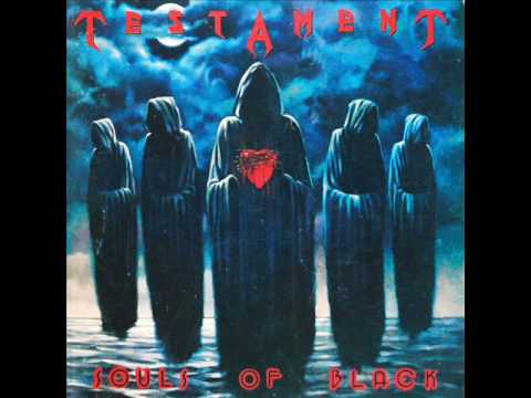 Testament - Souls Of Black Re-Recording Best Version