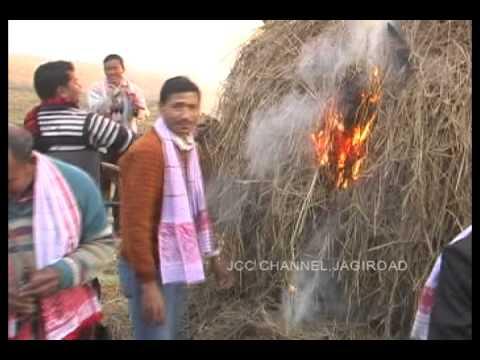 Bhogali Bihu / Magh Bihu Celebration