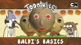BALDI\'S BASIC: O PIOR PROFESSOR DE TODOS | Toontubers | Cartoon Network