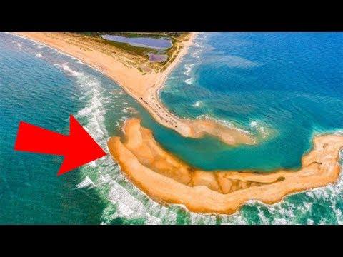 New Dangerous Island Rises In Bermuda Triangle