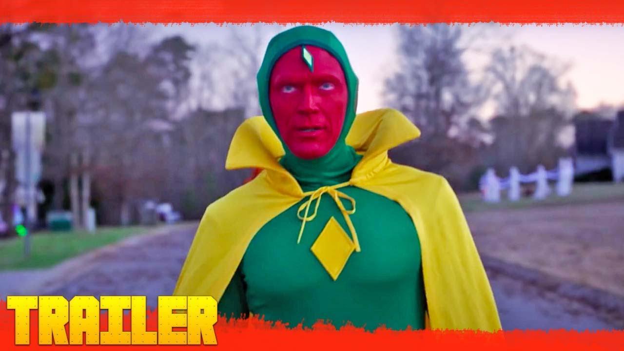 WandaVision (2020) Marvel Tráiler Oficial Subtitulado