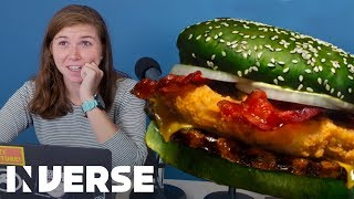 The Science of BK's Nightmare King Burger | Inverse