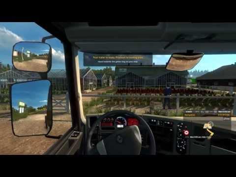Euro Truck Simulator 2 - DLC Scandinavia - Kristiansand to Västerås