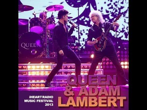 Queen + Adam Lambert Live at the iHeartRadio Music Festival (Concert Complete 1080)