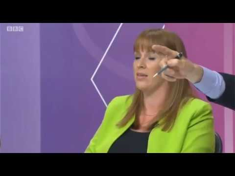 Angela Rayner Gets Owned on BBC Question Time 21/10/16