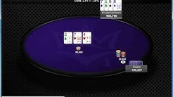Phil Ivey - Heads Up PLO8 MTT Hand Review Sample