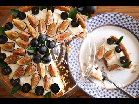 fig-tart-recipe---fig-dessert-recipes---heghineh-cooking-show