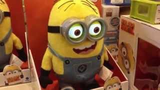 Мягкая интерактивная игрушка Миньон Гадкий Я купить