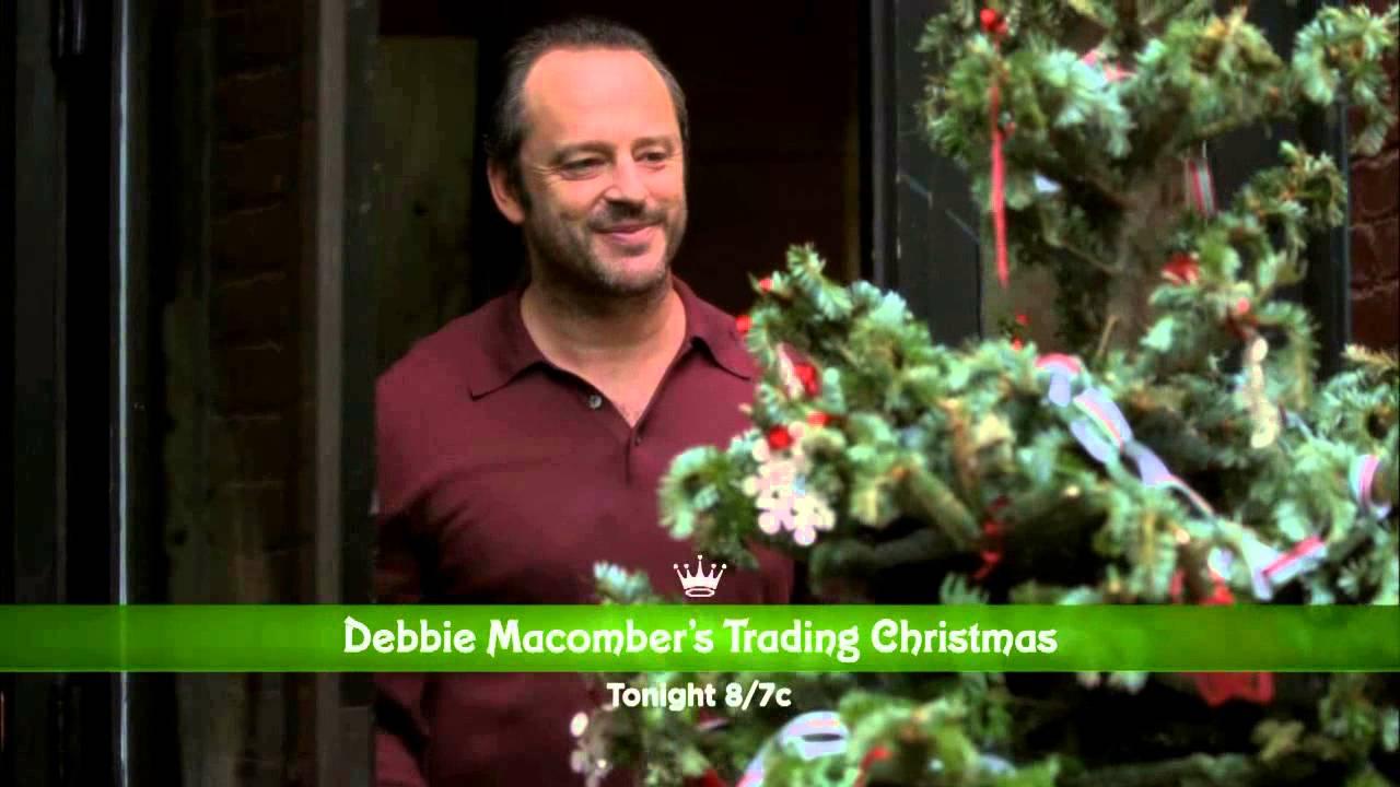 Debbie Macomber's Trading Christmas - YouTube