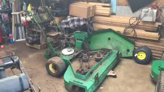 John Deere Carburetor Repair Project