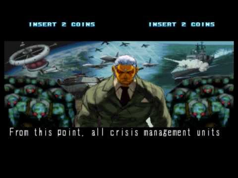 Street Fighter III: 2nd Impact - Giant Attack (Arcade) - (All Endings)