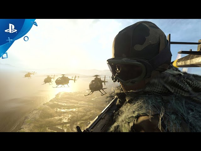 Call of Duty: Warzone - Reveal Trailer | PS4